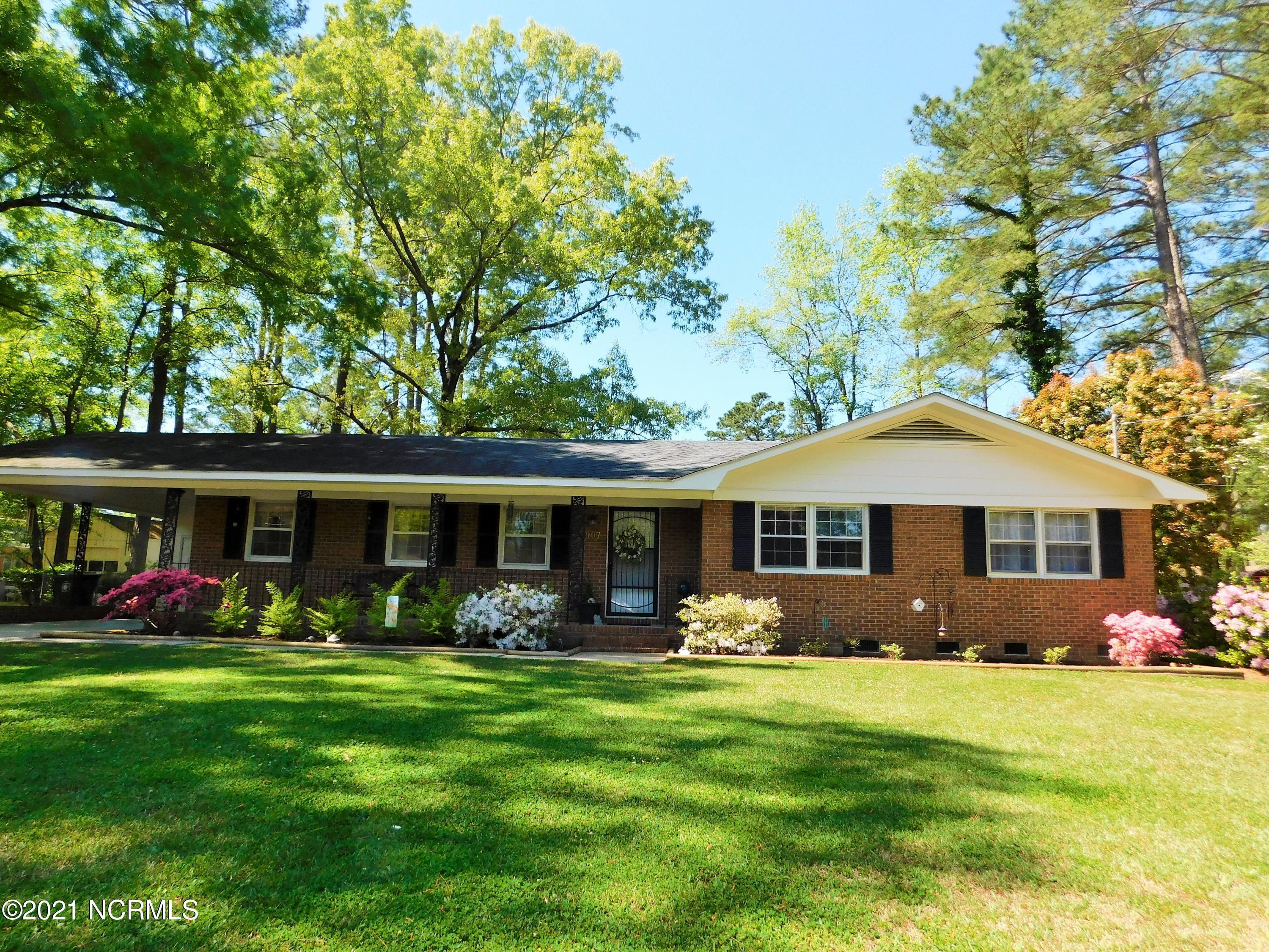 907 Highland Drive, 100266138, Laurinburg, Single-Family Home,  for sale, Realty World Graham/Grubbs & Associates